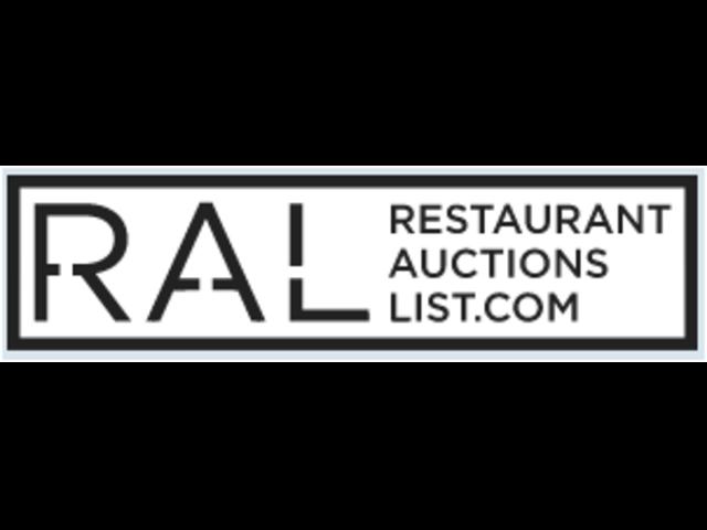 Restaurant Auctions List